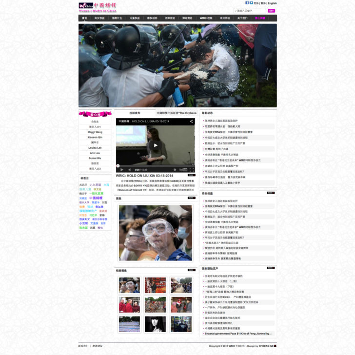 Organization Amp Education 卡菲科技 Cfideas 纽约网页设计公司 718