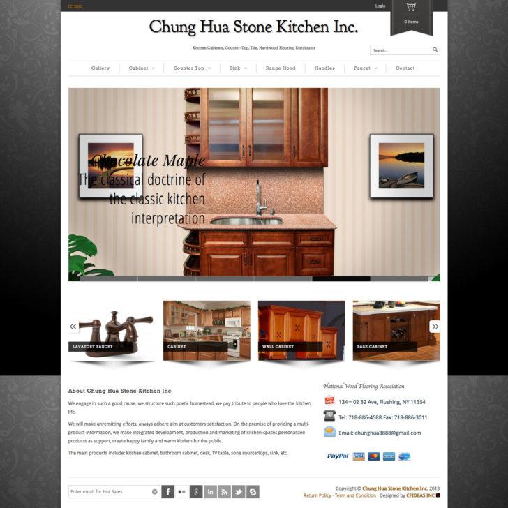 Ecommerce 卡菲科技 Cfideas 纽约网页设计公司 718 961 2930 Part 3