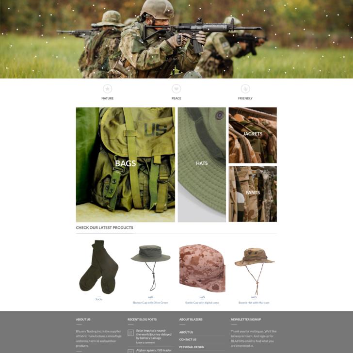 Portfolio Page 5 卡菲科技 Cfideas 纽约网页设计公司 718 961 2930